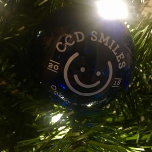 2018 Limited Edition Christmas Tree Ornament