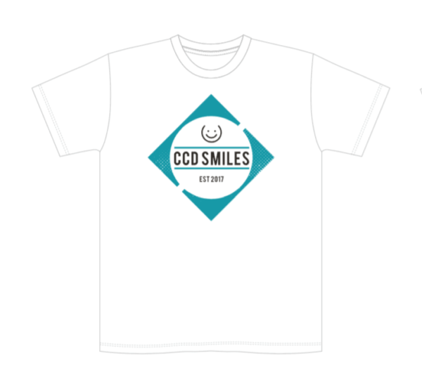 New Style CCD Smiles Adult Tees